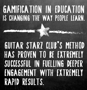guitar lessons for children, guitar stars club, gamified guitar lessons, Pickering guitar lessons